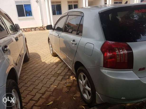 Toyota Allex Quick deal Sunday special Need money Kampala - image 1