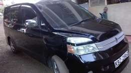 Year 2007 Toyota Voxy on Quick Sale