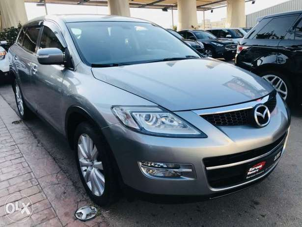 Mazda CX-9(Check Bancaire accepted)