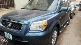 Smooth driven honda pilot for sale