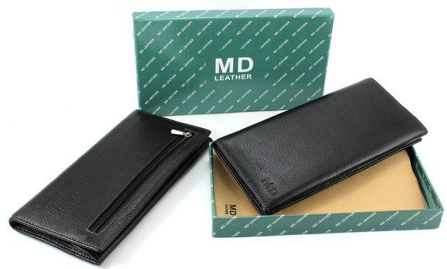3f327c5d8787 Мужский кошелек купюрник кожаный на магнитах фирмы MD Leather Киев -  изображение 1