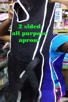 Aprons for all purposes at 200/= & 300/=