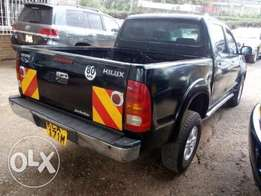 Toyota Hilux Double cab 2007