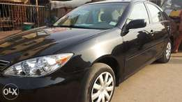 Extremely Clean Tokunbo 2005 Toyota Camry LE 4Plugs