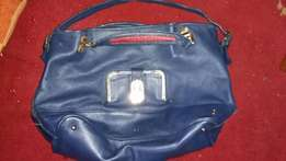 Quality used leather handbag