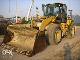 Caterpillar 962H - To be Imported