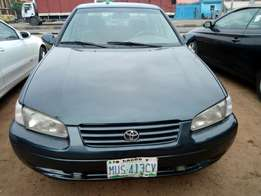 Clean Toyota Camry buy and use just to gas the ac sound engine and gea