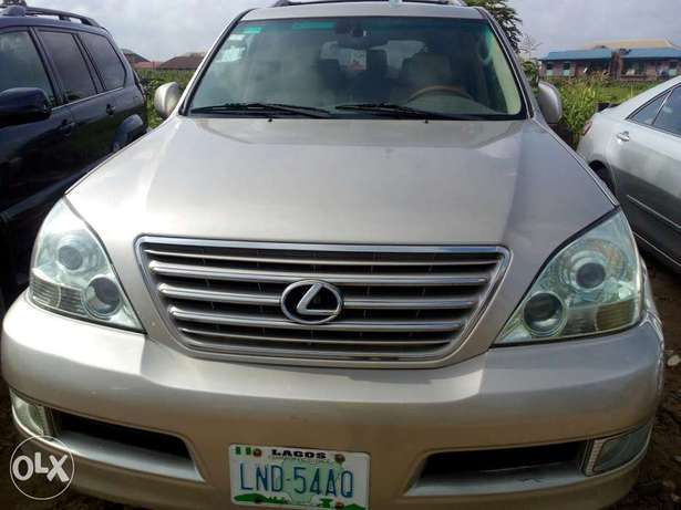 2005 Lexus GX470, very clean Oshodi/Isolo - image 4