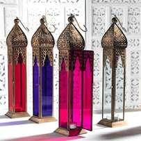 Moroccan Candle Lanterns