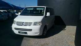 2007 Volkswagen T5 Kombi 1.9 TDI in good condition