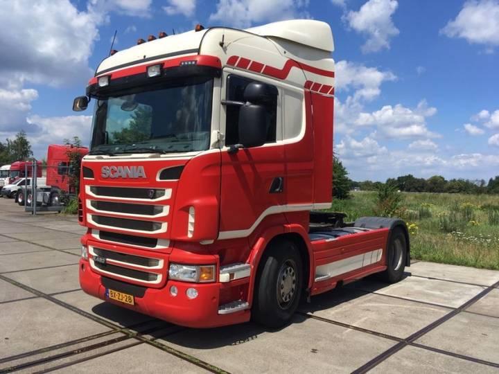 Scania R 420 LA 4X2 MNA - 2011