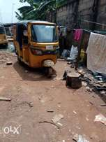 Very good and neatly used Tri-cycle (Keke NAPEP)