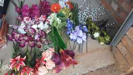 Artificial flowers for sale