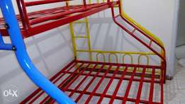 Colorful double bed for sale