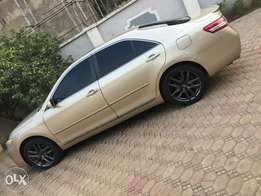 Super Clean Tokunbo Standard Few months Used Toyota Camry 2012 model