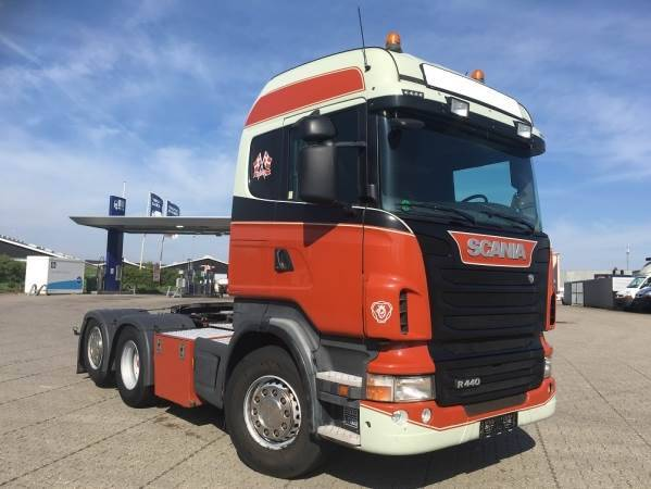 Scania R440 Highline Opticruise - 2011