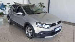 2012 VW Polo Cross 1.6TDi