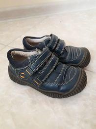 a8c90391abb9a Skórzane buty chłopięce Sunway r.25