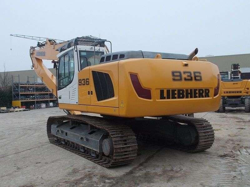 Liebherr R 936 LC Multi User Litronic - 2014 - image 4