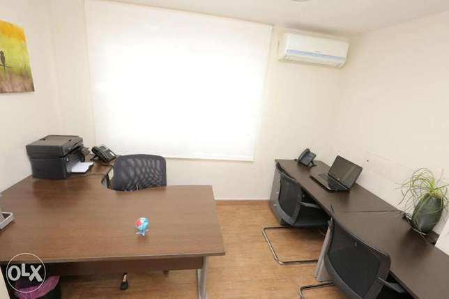 Serviced Private Office