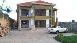 Nalya 6bedrooms double storied on quick sale 550m