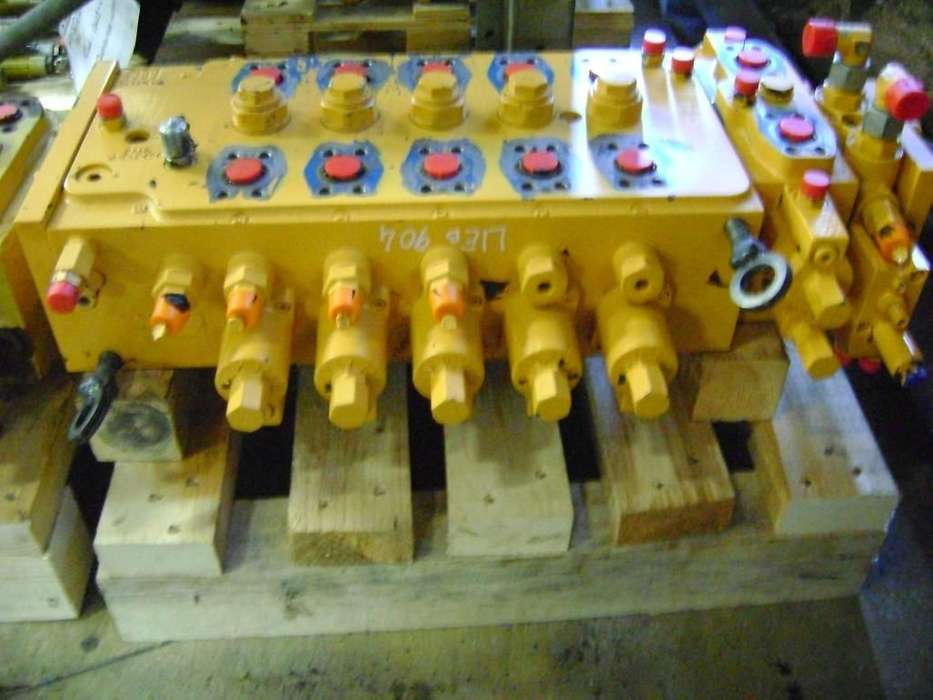 Liebherr Distributor hydraulic distributor for 904 excavator for