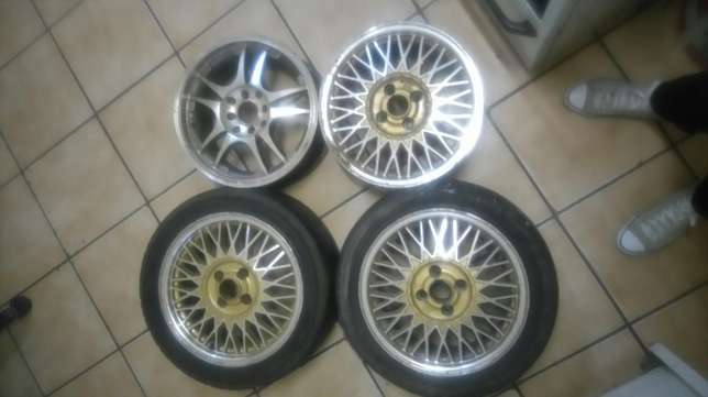"""Mag rims forsale 16"""" Vaalbank - image 1"""
