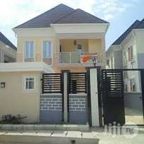 Newly Completed 4BdRm Duplex with IRm BQ FORRENT-Ikota/LekkiCounty Est