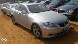Lexus is250 used in good condition