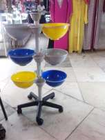 Roller Bowl Trolley for your beauty salon