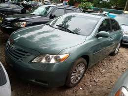 Toks 2007 Toyota Camry LE For N2.9M