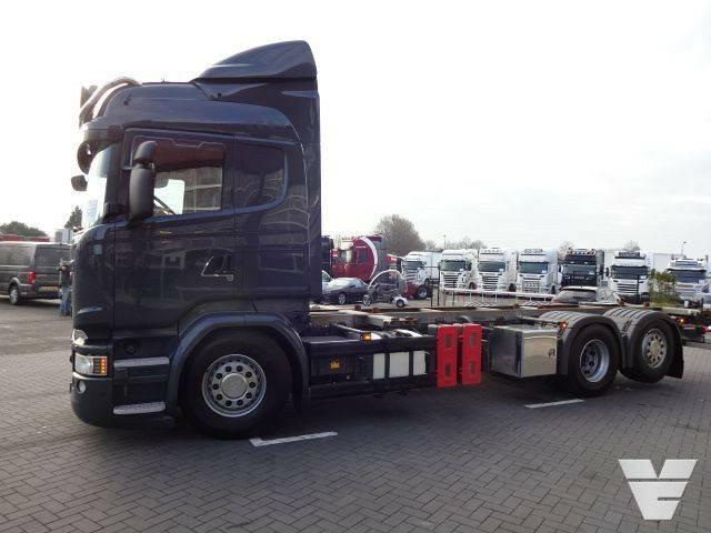 Scania R730 Lb6x2hnb Bdf Chassis Low Kilometer - 2014 - image 3