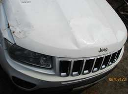 Jeep Compass Stripping