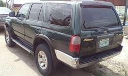 4runner 1st body 2002 AC working nothing to fix accident free