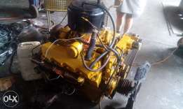 Cat 3208 Turbo engine