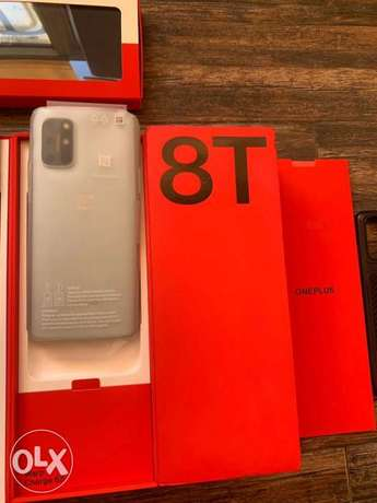 One plus 8T 8gb & 12 gb available