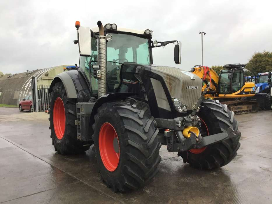 Fendt BLACK 828 PROFI PLUS - 2013