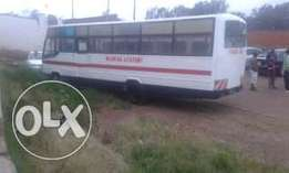 Selling two Isuzu buses 37 seater