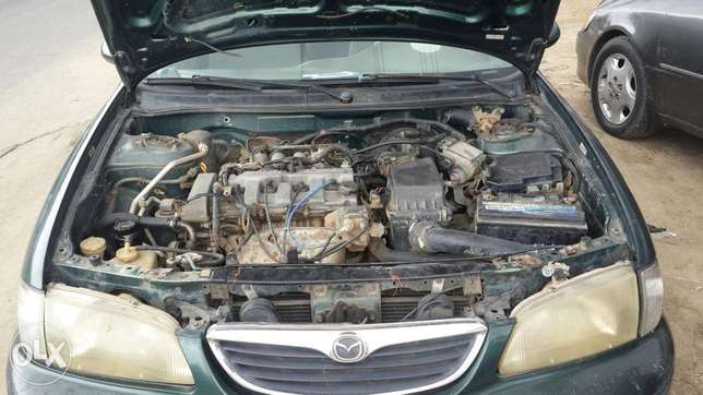 Mazda 626 (first body) Port Harcourt - image 6