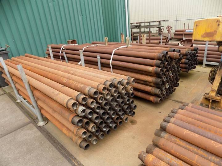Drill-pipe for drilling rig