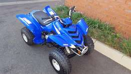 Yamaha Raptor 80 quad.immaculate condition, AS NEW