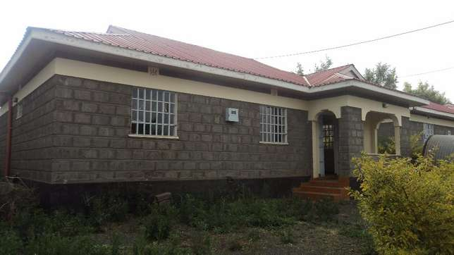 Beautiful three-bedroom Bungalow for sale in Matasia Ngong Ngong Township - image 1