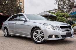 Mercedes E300 Fully Equipped Sunroof