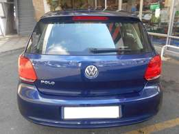 Volkswagen Polo 6 1.4 2012 Trend Line 15,000km Hatch Back Manual Gear