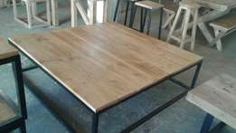 Wood and steel Furniture call or what's app÷fs2wzw- xx