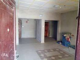 Lovely Newly Built Mini Flat with 2 Toilets at Igando for 180K