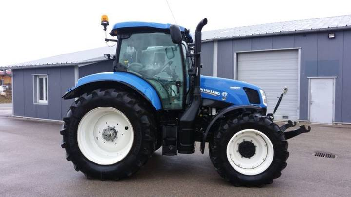 New Holland T6 160 - 2016 - image 2