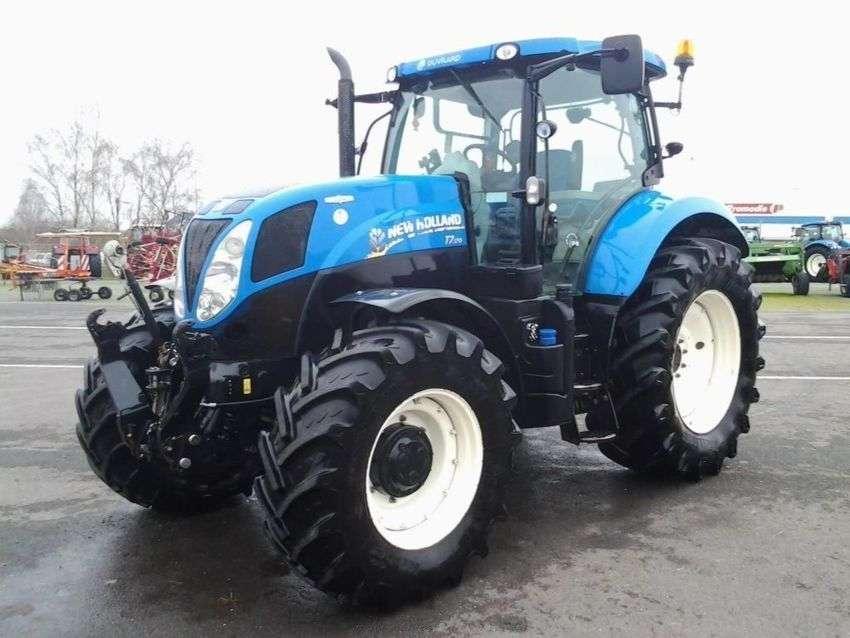 New Holland t7.170 autocommand - 2013 - image 2