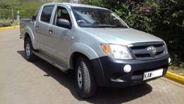 Toyota D Cab 5L 3000cc diesel. Price discounted