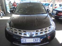 2006 Murano Nissan selling for R110000.